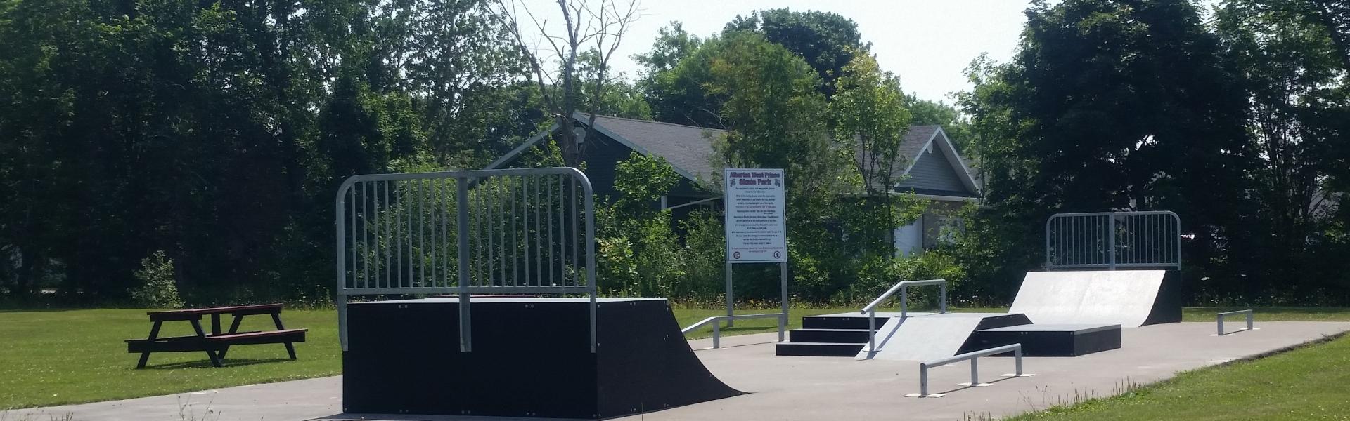 Alberton Skate Park