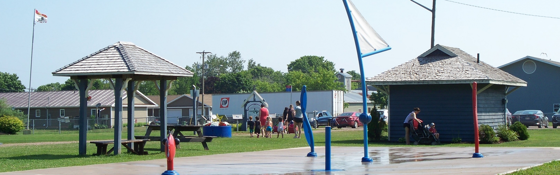 Tignish Splash Park