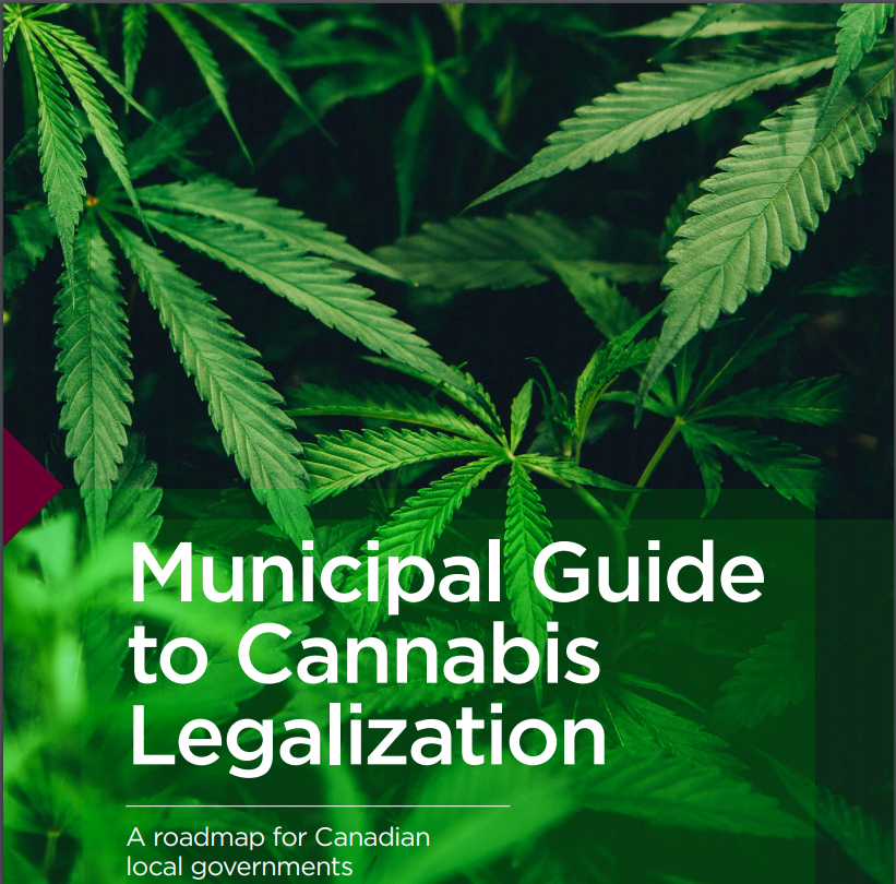 Municipal, guide, cannabis, legalization, PEI