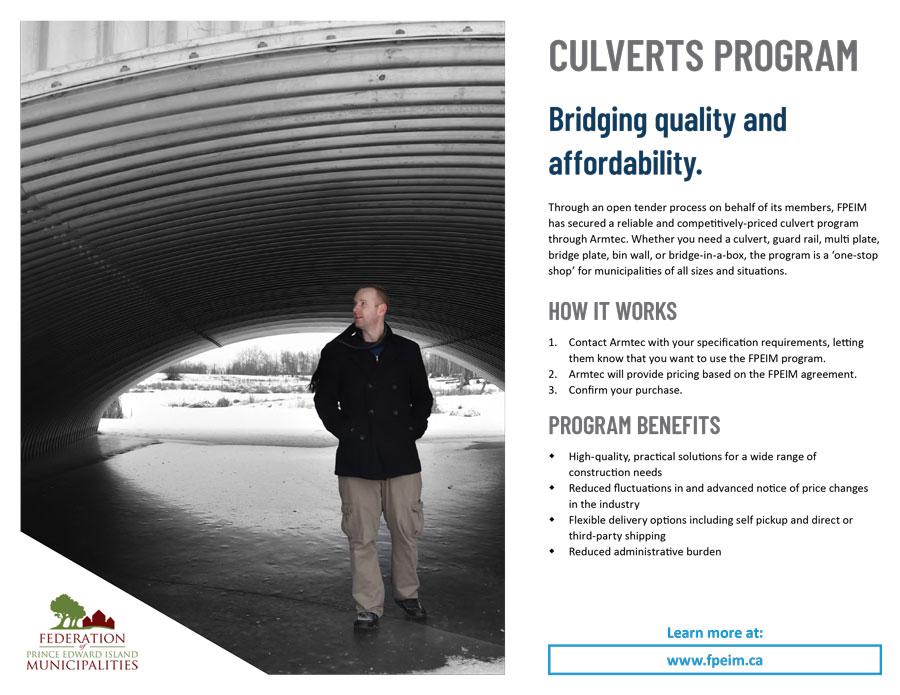 Culverts Program - FPEIM