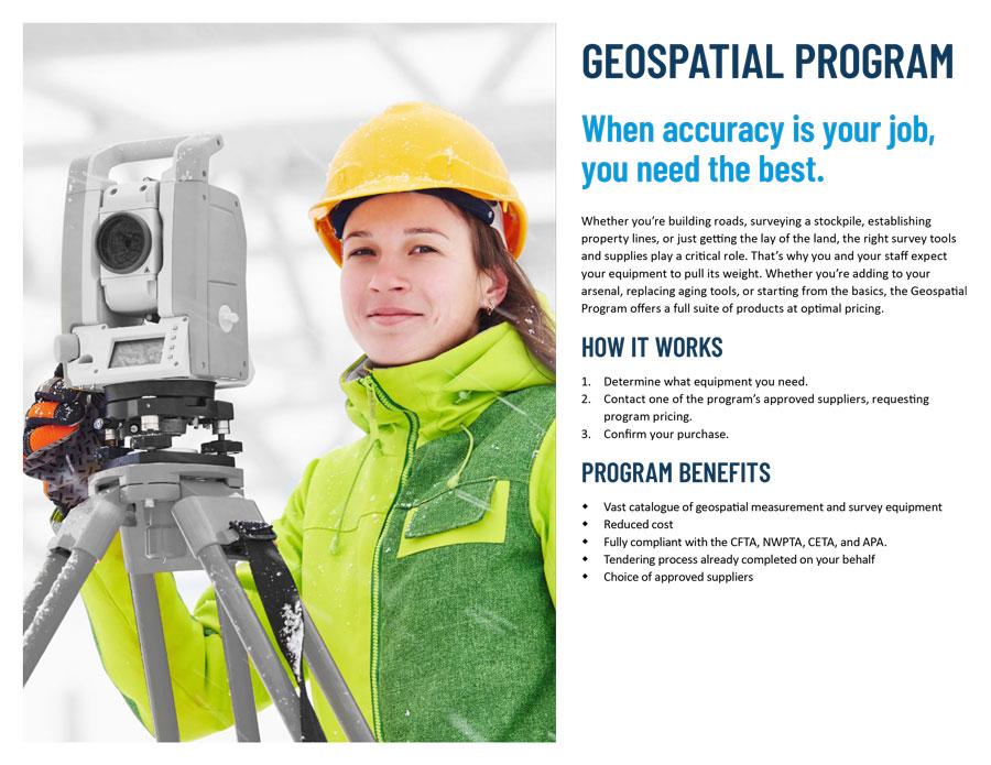 Geospatial Program ~ FPEIM