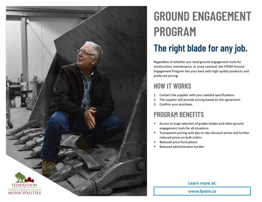 Ground Engagement ~ FPEIM